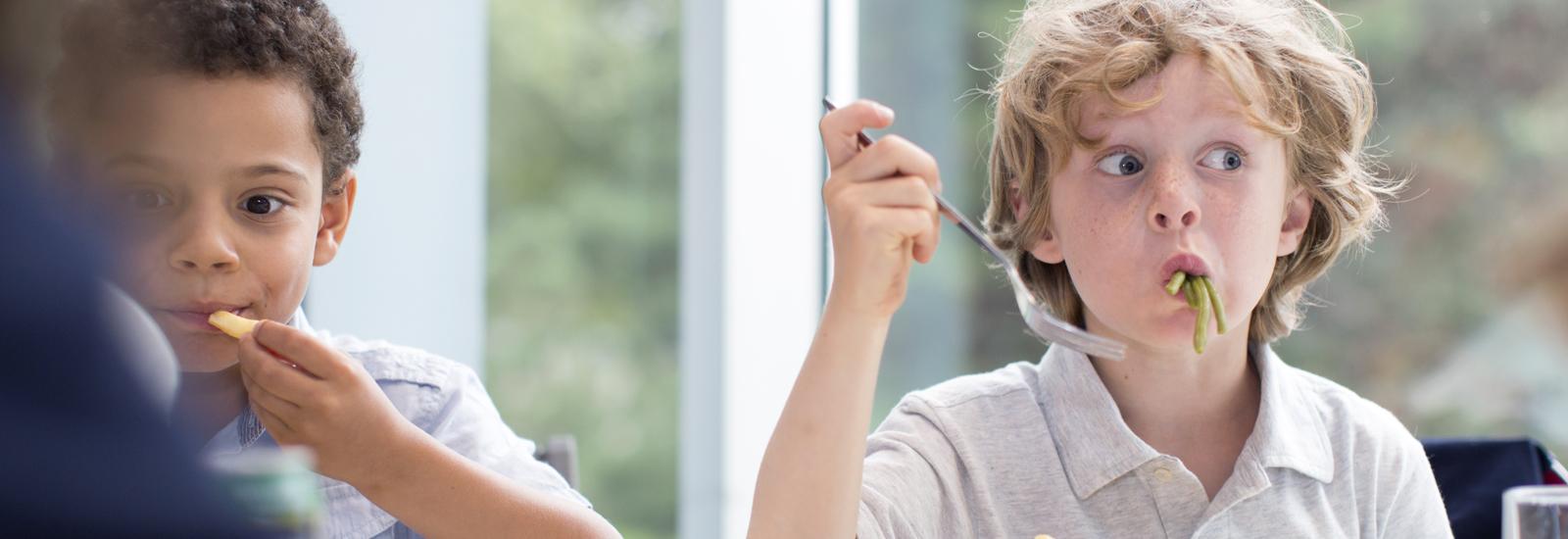 Serunion Educa, os primeiros pasos cara a un bo hábito | Serunion